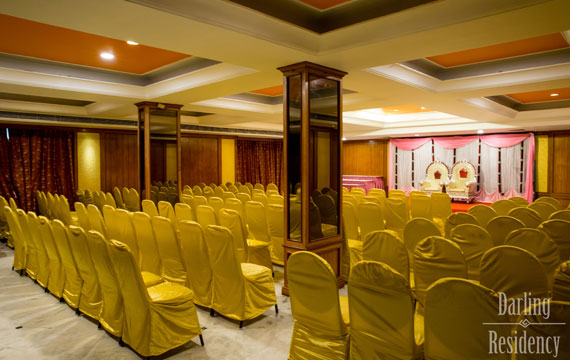 Resort With Meeting Hall In Vellore